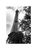 Eiffel II Giclée-tryk af Tom Artin