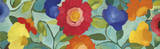 Blue Panel II Kunstdrucke von Kim Parker