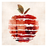 Apple Prints by Kristin Emery