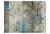 Stone Circles 2 Poster von Kristin Emery