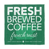 Fresh Brewed Teal Posters by Kristin Emery