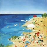 Beach Party II Prints by Jossy Lownes