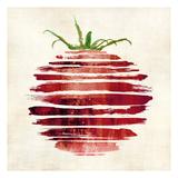 Tomato Print by Kristin Emery