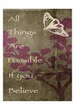 All Things Pósters por Kristin Emery
