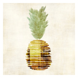 Pineapple Posters by Kristin Emery