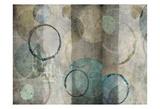 Stone Circles 1 Kunstdrucke von Kristin Emery