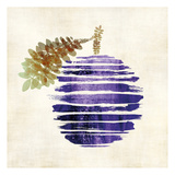 Plum Prints by Kristin Emery