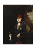Portrait of a Turkish Ambassador Giclee Print by S. Seberger