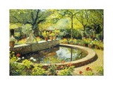 The Pond at Marquayrol Giclee Print by Henri Martin