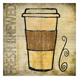 Coffee 2 Prints by Kristin Emery