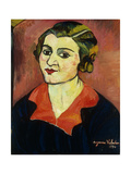 Self-Portrait Giclee Print by Suzanne Valadon