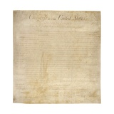 The Bill of Rights Giclee Print