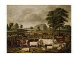 A Pennsylvania Country Fair Giclee Print by John Archibald Woodside