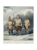 Shulanina, Tulluachiu, Tirikshiu Giclee Print by John Brandard