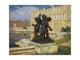 Versailles Giclee Print by Einar Wegener