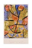 Dance-Flower Giclee Print by Paul Klee