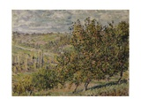 Apple Blossom Giclee Print by Claude Monet