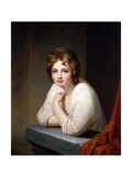 Rosalba Giclee Print by Rembrandt Peale