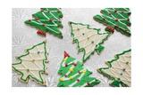 Christmas Cookies Giclee Print