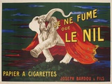 Le Nil Rolling Paper Vintage Advertising Poster Giclee Print