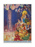 Let's Celebrate the Success of the 4th National Congress, Original Chinese Poster Giclee Print