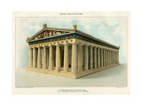 The Parthenon Giclee Print