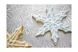 Snowflake Cookies Giclee Print