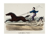 Unbolted! Giclee Print by Thomas Worth
