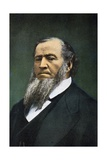 Postcard of Brigham Young Giclee Print