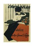 L'Anti-Belier Giclée-Druck von Jacques Villon