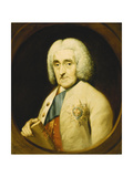 Portrait of Lord Chesterfield Wearing the Order of the Garter Giclee Print