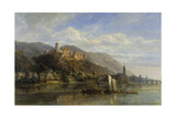 Heidelberg Giclee Print by Pierre Justin Ouvrie