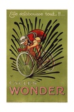 Cycles Wonder Giclee Print