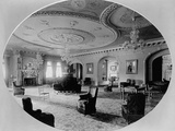 Interior of Ponce De Leon Hotel, (St. Augustine, Florida) Photographic Print by George Barker