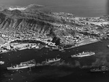 Aden from the Air Photographic Print