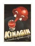 Kinagin Poster Giclee Print by E. Patke
