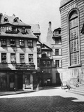Frankfurt Old Town Photographic Print