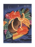 The Essence of Aloha Giclee Print by Frank MacIntosh