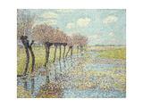 Landscape Giclee Print by Paul Baum