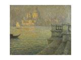 La Salute, Venice Giclee Print by Henri Le Sidaner
