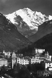 The Jungfrau in Interlaken Photographic Print