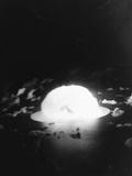 Hydrogen Bomb Test at Enewetak Atoll Photographic Print