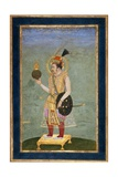 Mughal Painting of the Emperor Jahangir Giclee Print