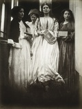 The Princess Photographic Print by Julia Margaret Cameron