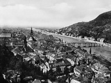 A View of Heidelberg Photographic Print
