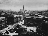 View of Vienna Photographic Print