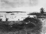 Tanga Harbor Photographic Print