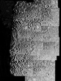 Mercury's Caloris Basin Photographic Print