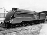 Mallard Locomotive Photographic Print