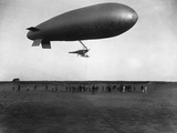Naval Airship in Dardanelles, World War I Photographic Print